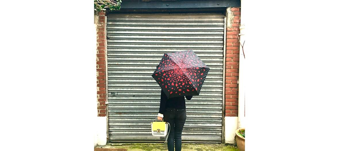 Lulu Guiness Parapluie Depolye 1