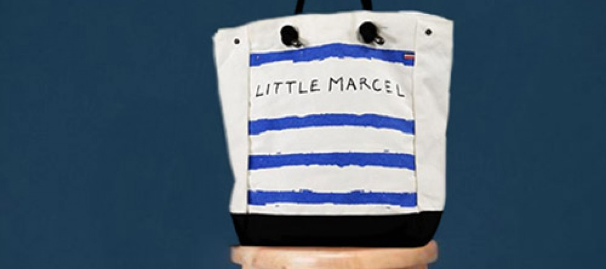 Cabas Little Marcel Mariniere