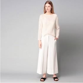 By Malene Birger Pantalon Large Blanc