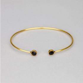 La Bonne Etoile Bracelet Laiton