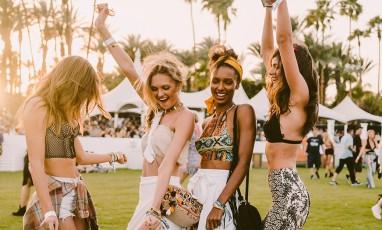 Comment être cool et stylée pour un festival branché ?