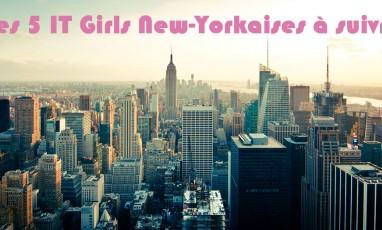 Les 5 instagrameuses New-Yorkaises à suivre