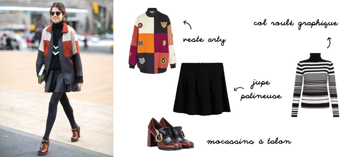 Leandra Medine's fashion style