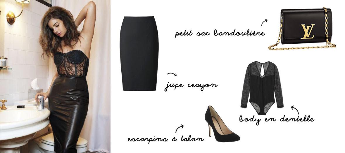 Julia Roitfield's fashion look