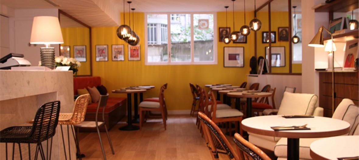 Restaurant The Cool Passy Paris