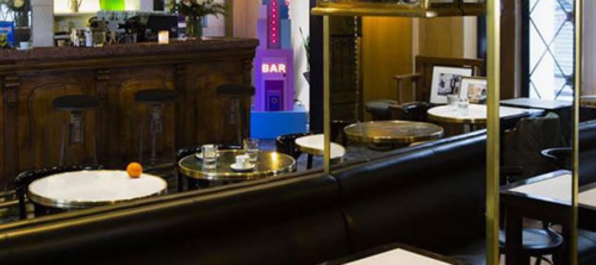 Bar de l hotel le grand amour