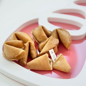 Croquer des Fortune Cookies