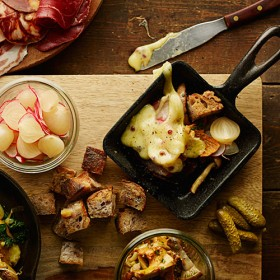 Raclette quatrehomme