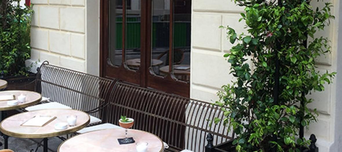 Terrasse hotel providence