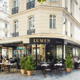 Terrace lumen restaurant