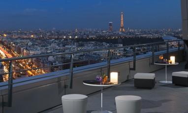 Melia rooftop