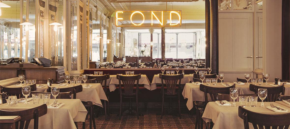 La belle epoque is the new mundane dining room of paris for Best dining rooms paris