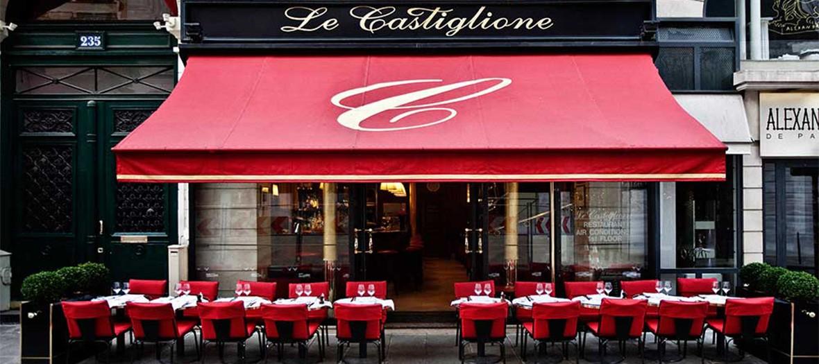 Castiglione cafe paris