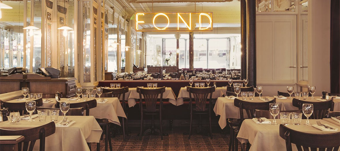 Paris Fashion Week Restaurants