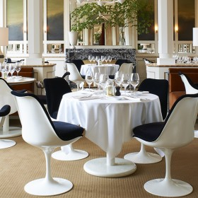 2 restaurant loulou museum of arts decoratifs Adrien Dirand