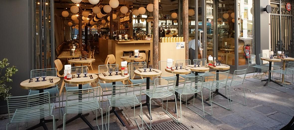 Paris Texas restaurant