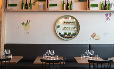 Restaurant du chef Tomy Gousset rue Surcouf