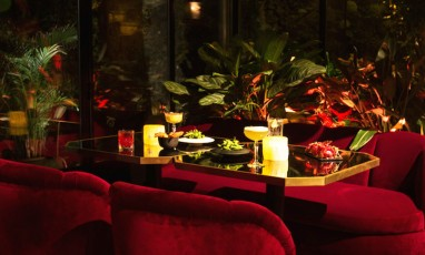 Salon hotel particulier