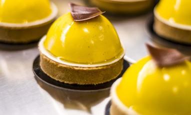 Sitronpatisserie tarte citron