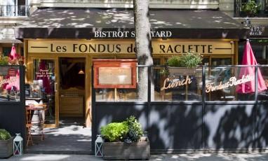 Fondus De La Raclette