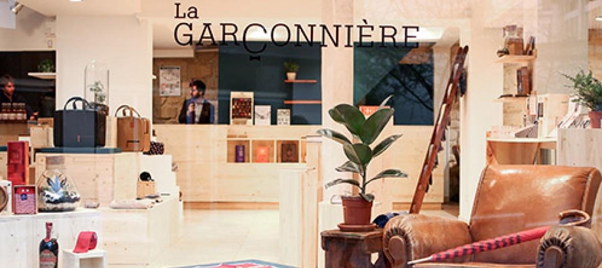New Boutique Garconniere Paris Devanture