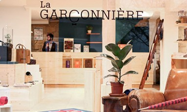 New Boutique Garconniere Paris Devanture