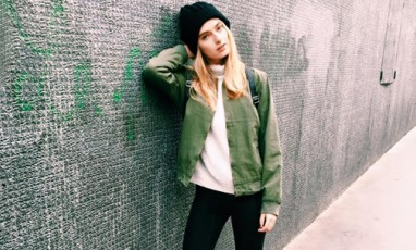 New Brandy Melville Tenue Stylee