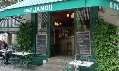 Janou, un bistrot comme chez Pagnol dans le Marais !