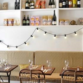 les trattorias et caff italiens les plus d sirables de l t. Black Bedroom Furniture Sets. Home Design Ideas