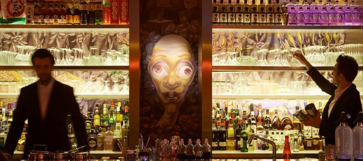 Miss Ko, bar