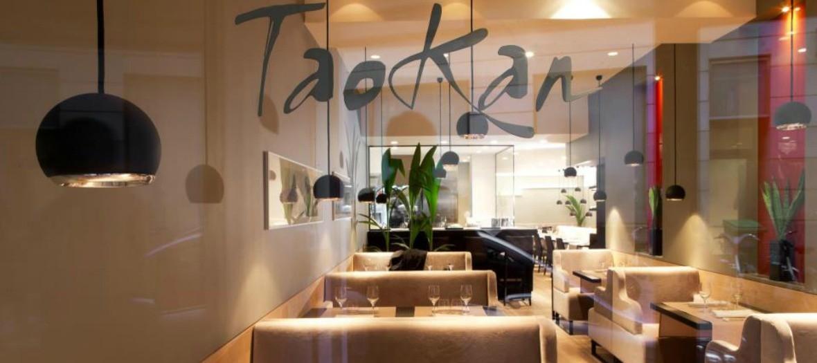 Taokan, inside restaurant