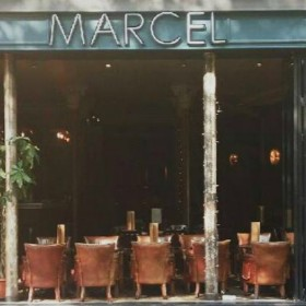 Marcel, terrasse