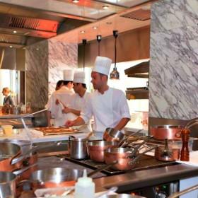 Prince De Galles, cuisines