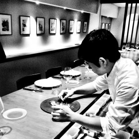 Toyo, chef