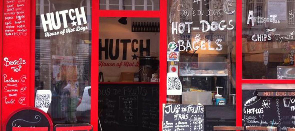 Hutch hot dogs junk-food