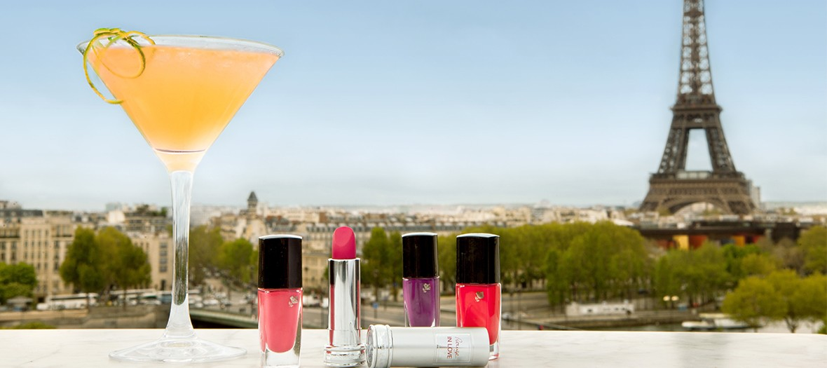 Rouge in love maison blanche lancome