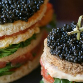 Cafe Prunier, club caviar