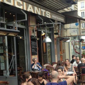 Les negociants terrasse paris