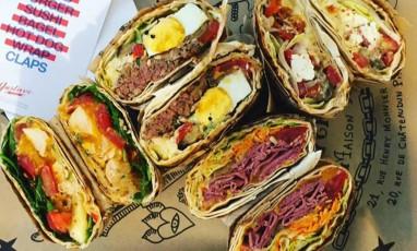 Gustave sandwiches