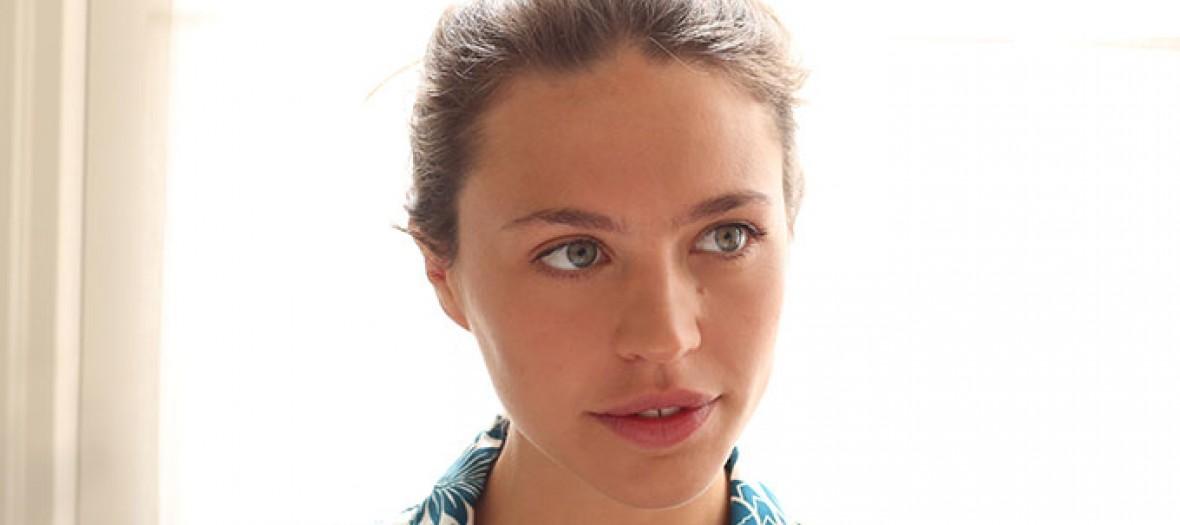 Emily Marant, la Parisienne qui fait sensation