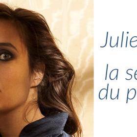 Julie de Bona, la nouvelle coqueluche du petit écran français