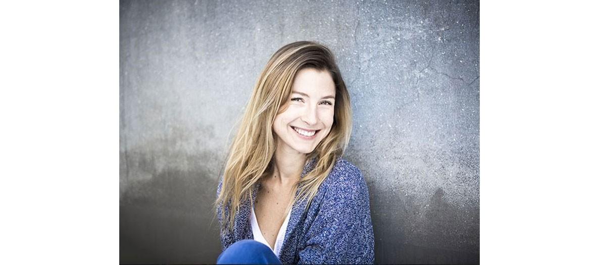 Aurélia del Sol, fondatrice Je suis Bonne.com