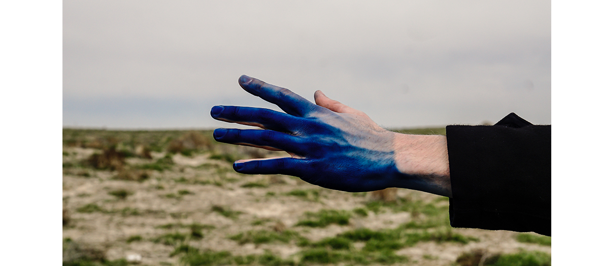 l'ennemi du bleu, le bleu turquoise