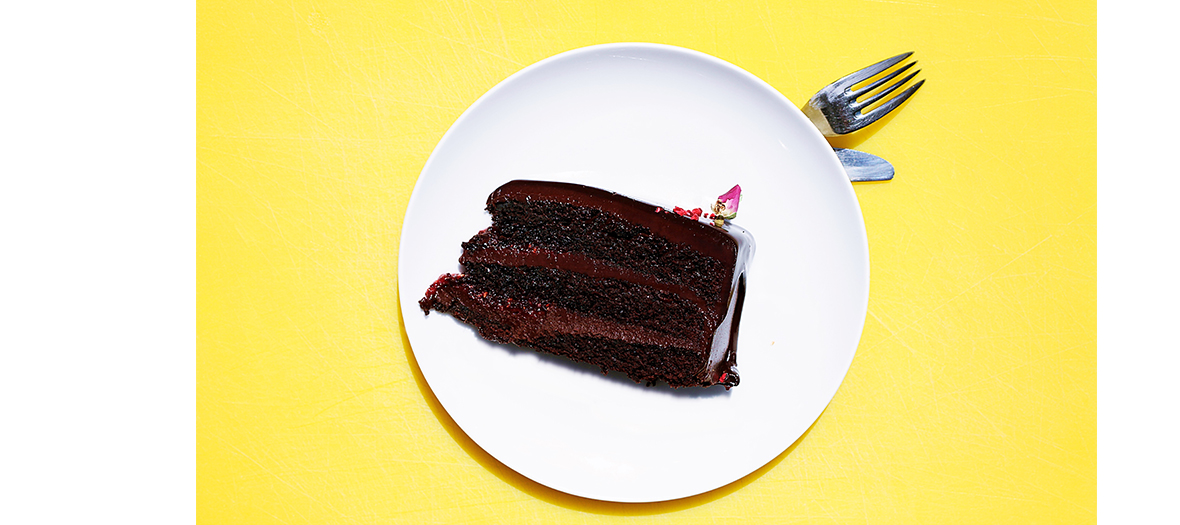 Recipe for a tasty chocolate cake