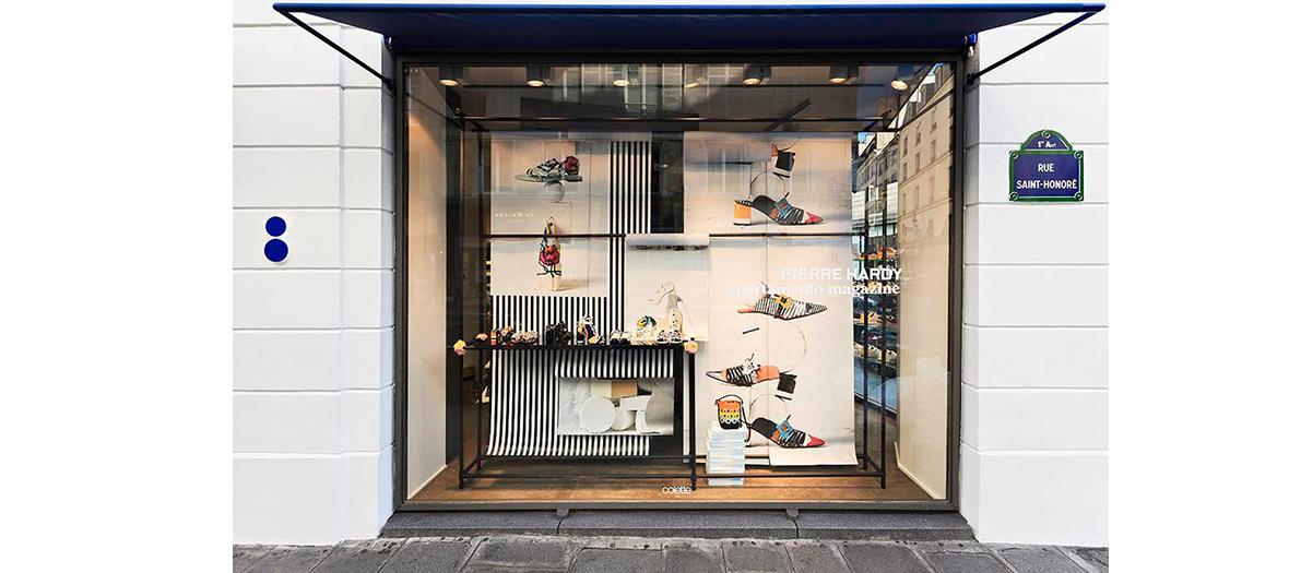 Colette storefront