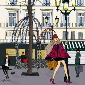 A quoi ressemble une Parisienne hyper séduisante ?