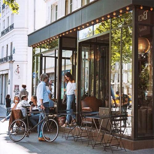 Grazie Restaurant Paris Menu