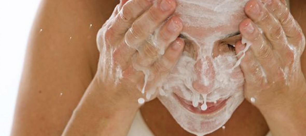 Un soin anti ride pour le visage