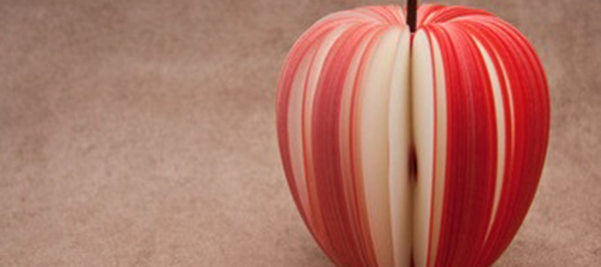 Grignotez une pomme