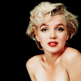 Marylin Monroe Diamonds